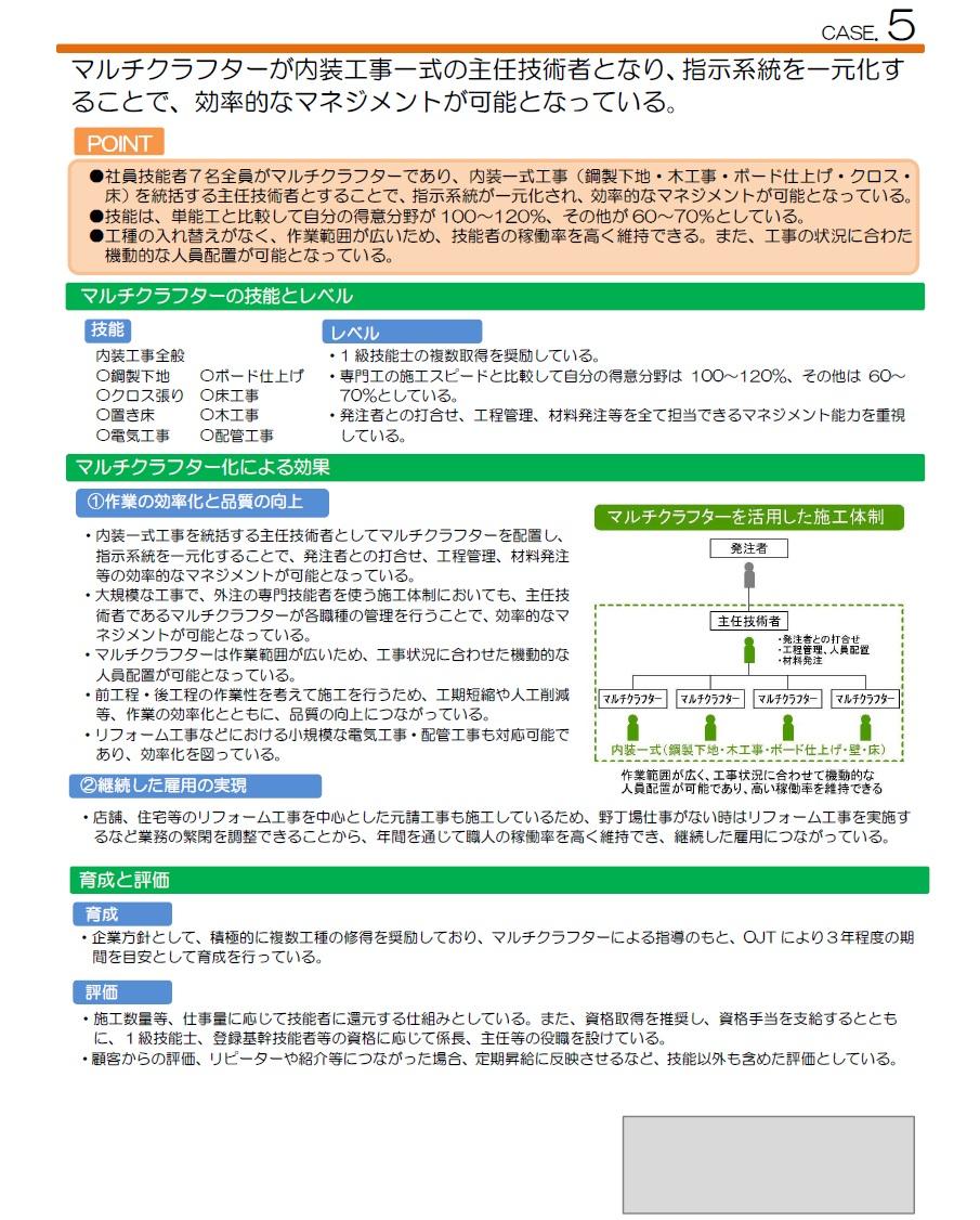 マルチクラフター・リーフレット006